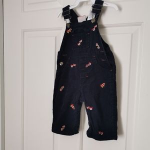 2/$40 Baby togs vintage curdory embroidered jumpsuit 3-6 m